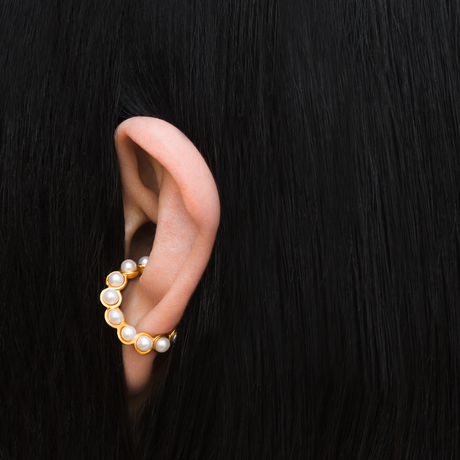 Ear Cuff / Pinky Ring - art. 1803C011040