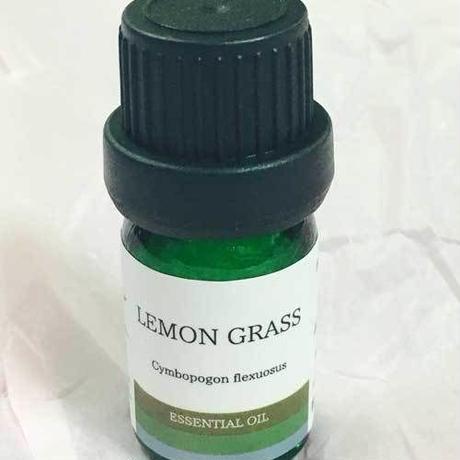 エッセンシャルオイル  レモングラス 5ml