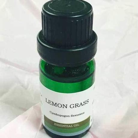 エッセンシャルオイル  レモングラス 10ml