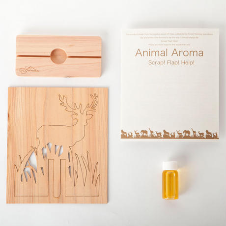Animal Aroma Ducks カルガモ