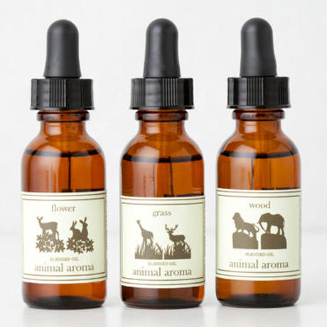 Oil Refill WOOD1 For Animal aroma