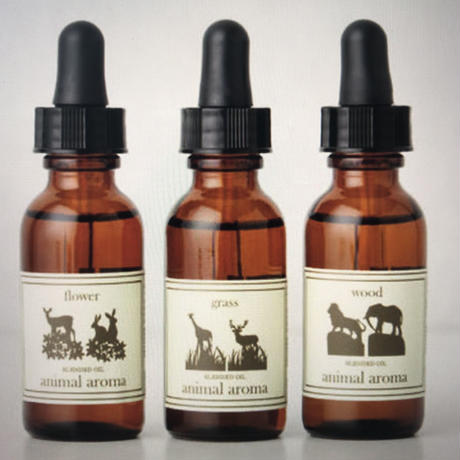 Oil Refill FROWER1 For Animal aroma