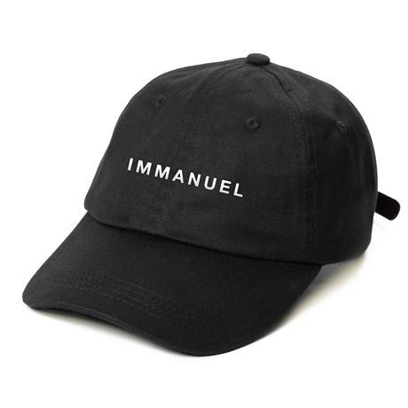 IMMANUELベースボールキャップ