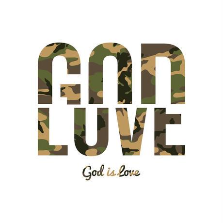 GOD IS LOVE 迷彩