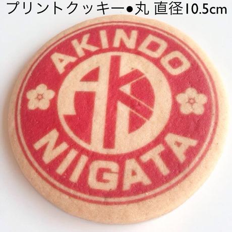オリジナルプリントクッキー●丸 直径10.5cm