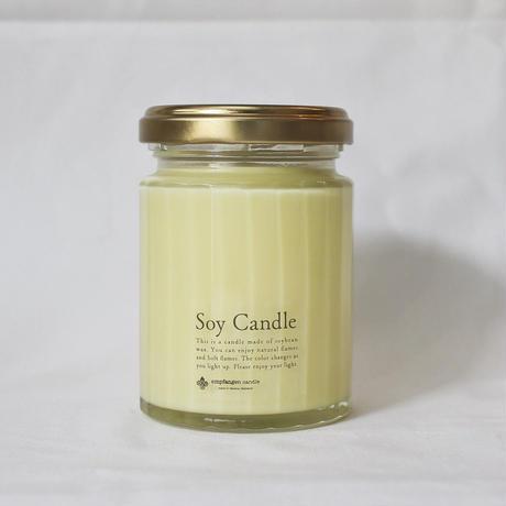 トラベルキャンドルSOY candle Yellow / empfangen candle