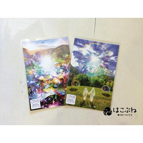 ヒカリの記憶ポストカード / NAKAO KAZOKU