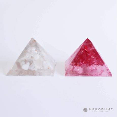 ピラミッドオルゴナイト P21 P22  nohana