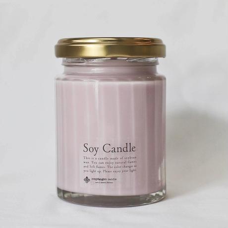 トラベルキャンドルSOY candle Pink / empfangen candle