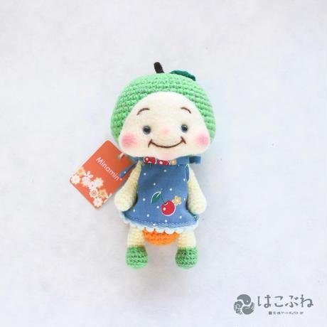 あみぐるみ フルリちゃん青りんご Minamin*