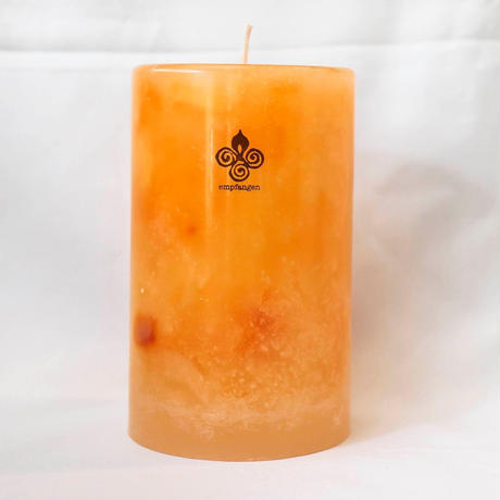 Marmor25111  / empfangen candle