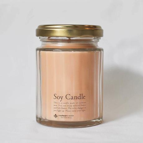 トラベルキャンドルSOY candle Orange / empfangen candle