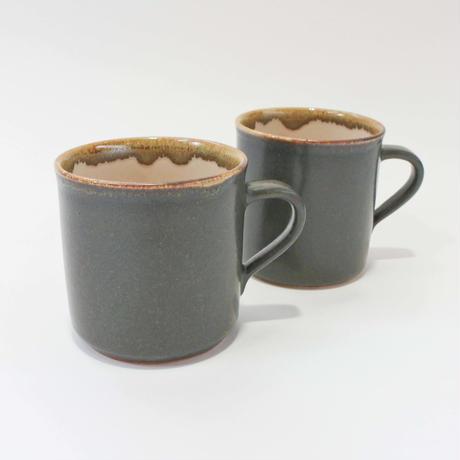 17 マグカップ 寸胴大  /  木本紗綾香