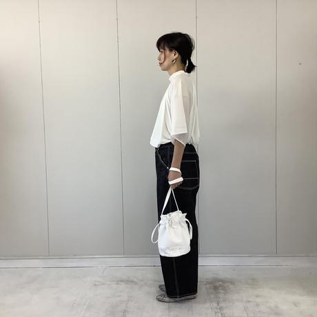 【 artepovera-2021summer71  】巾着ショルダーBAG