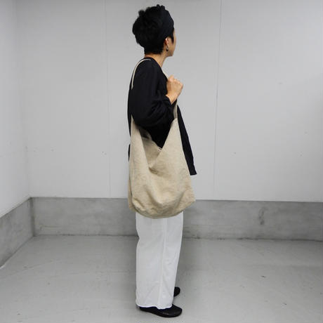 【 artea-sheet011-nat 】SHEETショルダー BAG(L)