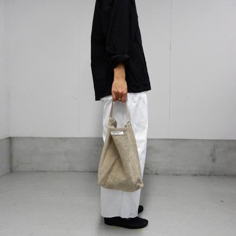 【 artea-sheet008-nat  】SHEET ハンドBAG(M)