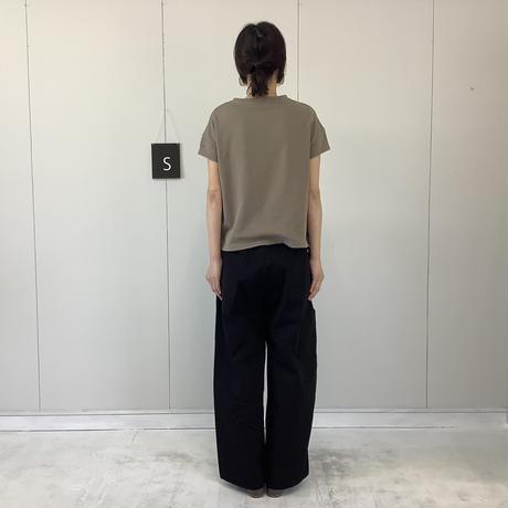【 artepovera-2021summer17 】チノ タック&ダーツパンツ