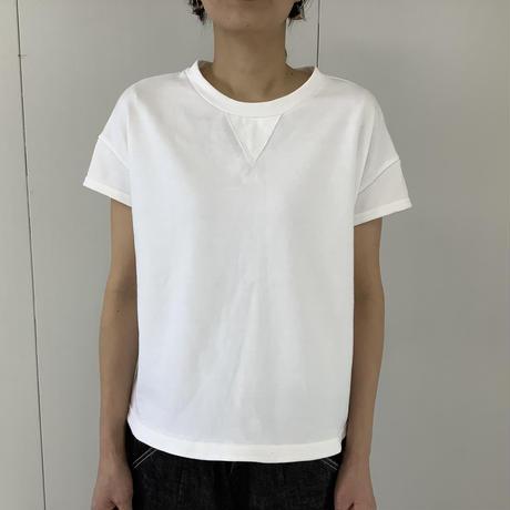 【 artepovera-2021summer10 】ミニ裏毛 フレンチT