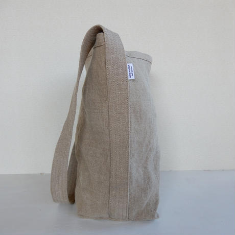 【 artea-sheet010-nat 】SHEETショルダー BAG(M)