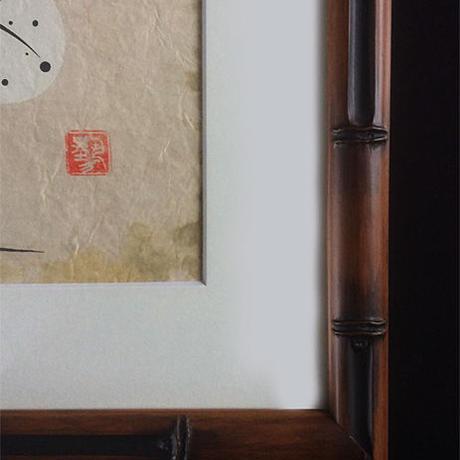 No.108★手描き原画1点もの【 思考 】