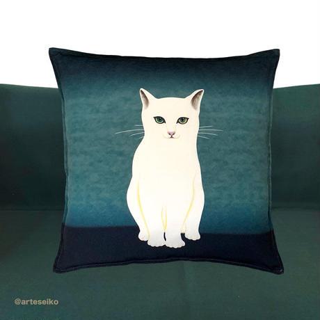 🌈オリジナルクッションカバー C12【 CAT A 】(40cm角用カバー)
