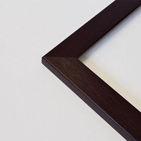 No.169★【ぼたん】額装ジークレー版画45cm正方形(額縁の末端から末端迄)