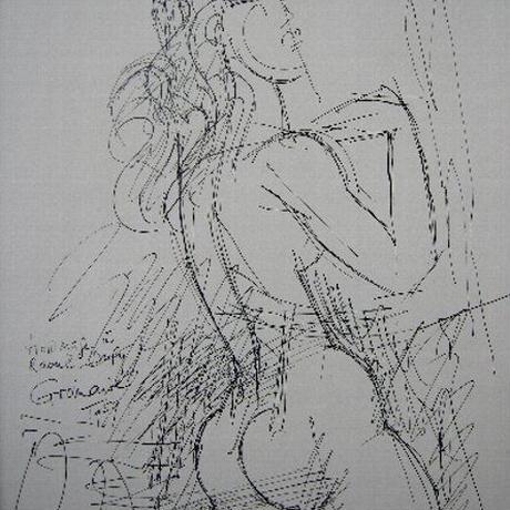 Marcel  Gromaire マルセル・グロマイアーのリトグラフ