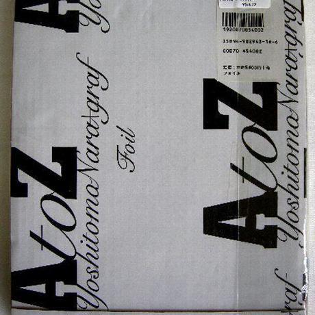 ブラックフライデーキャンペーン コレクター商品・おまけ付き 未開封・サイン入り 最後の1点 奈良美智「A to Z」BOOKに自筆サインと ス タ ンプ