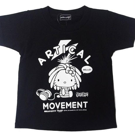 HELLO KITTY x ARTICAL with SECRETBASE T-SHIRT