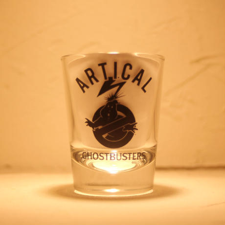 GHOST BUSTERS shot glass