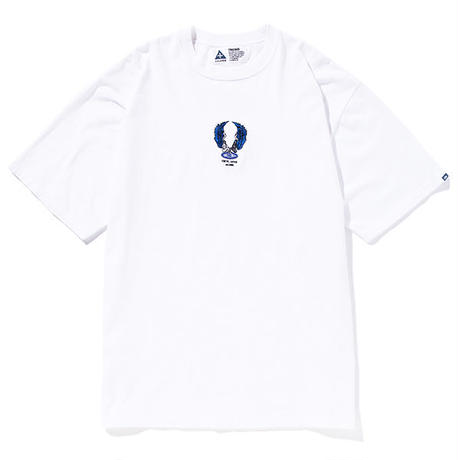 EMBROIDERED ANGELS TEE