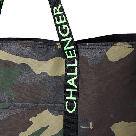 REFLECTED CAMO TOTE BAG