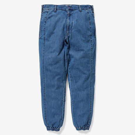 BOONIE / TROUSERS. COTTON. DENIM