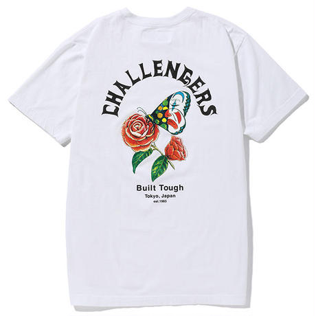 CHALLENGERS BUTTERFLY TEE