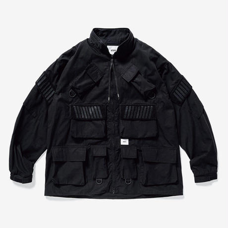 MODULAR / JACKET. COTTON. WEATHER