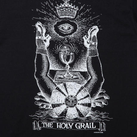 Print S/S Tee (THE HOLY GRAIL)