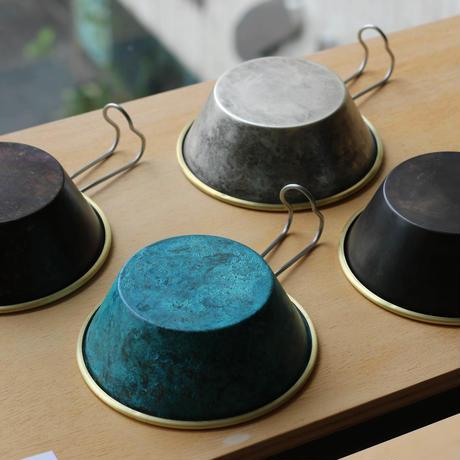artisan933 Orii colormagic brass cup  黒