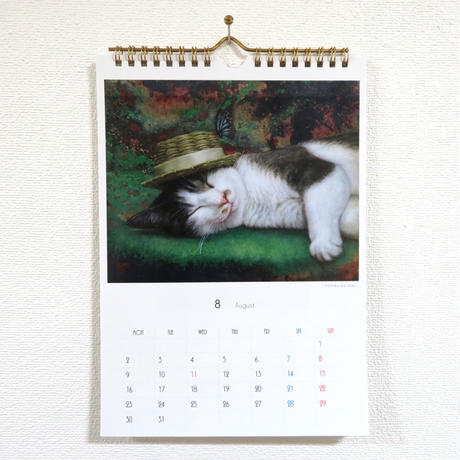 伊勢田理沙オリジナルカレンダー2021