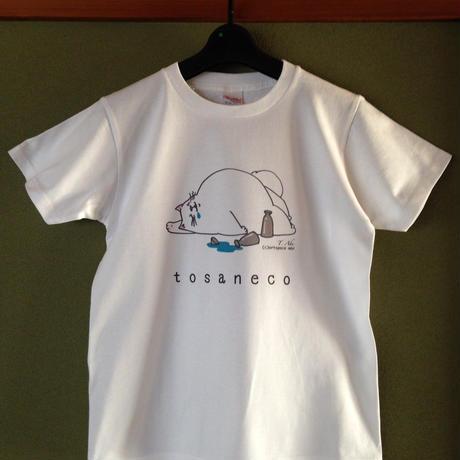 Tシャツ tosanecoシリーズno.2