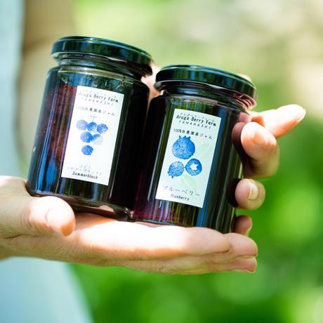 特製ぶどうジュース(720ml)2本  とぶどうジャム(150g)1個