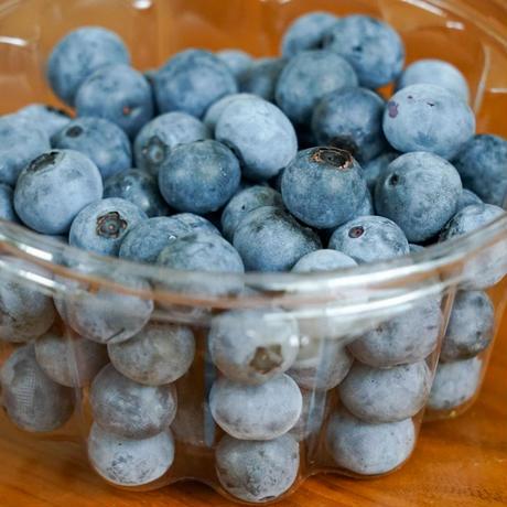 朝採れ完熟ブルーベリー200g×2パック