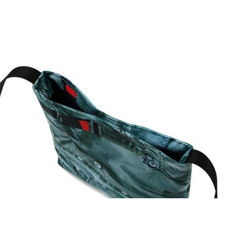 ARUMO  トロンプルイユミニショルダーバッグ / ミリタリージャケット