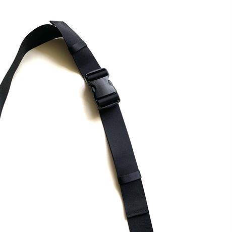 ARUMO リースバッグ / ブラック (コーデュラナイロン)