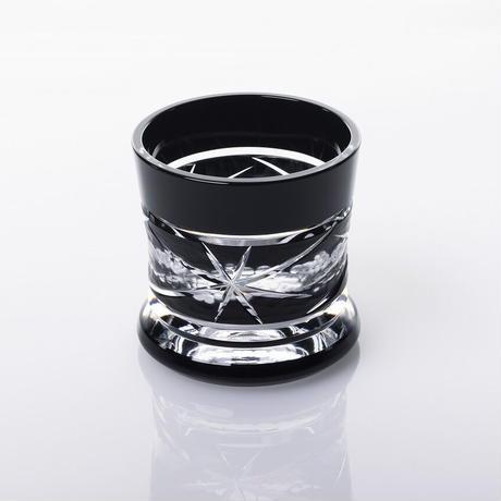 江戸切子レンズグラス(槌目)【アルヴォリ×キヤノンMJ】