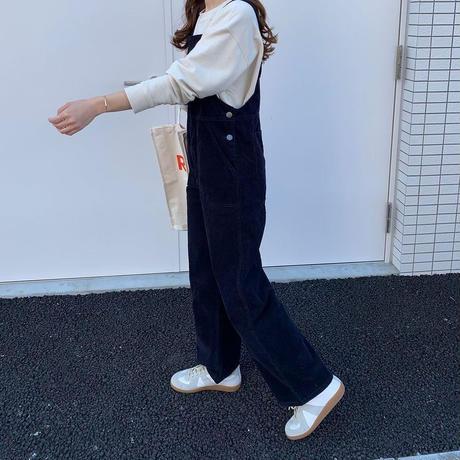 【original】corduroy overall