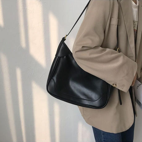 retro shoulder bag/4color