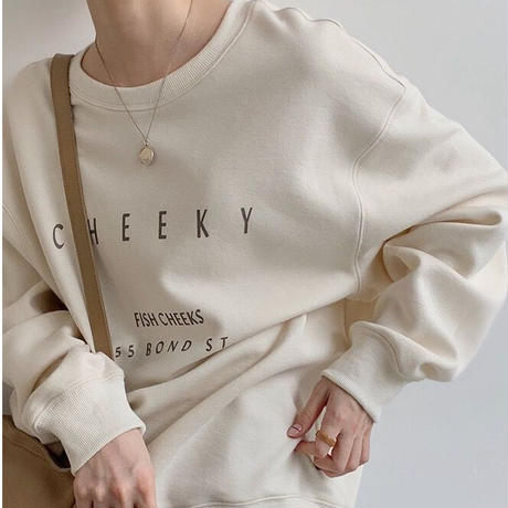 cheeky pullover/2color