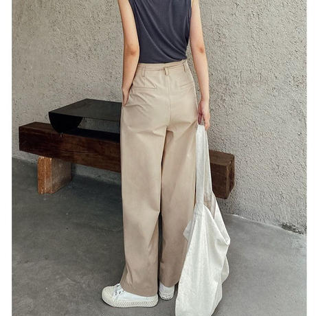 tencel wide pants
