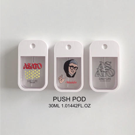 WH ORIGINAL PUSH POD 30ml (BLANK)    3col