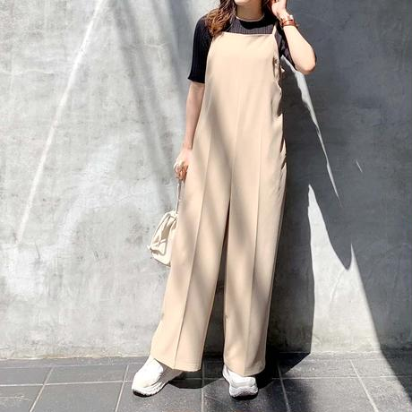 twill camisole all-in-one【予約】